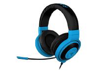Razer Kraken Pro Headset fuld størrelse neonblå
