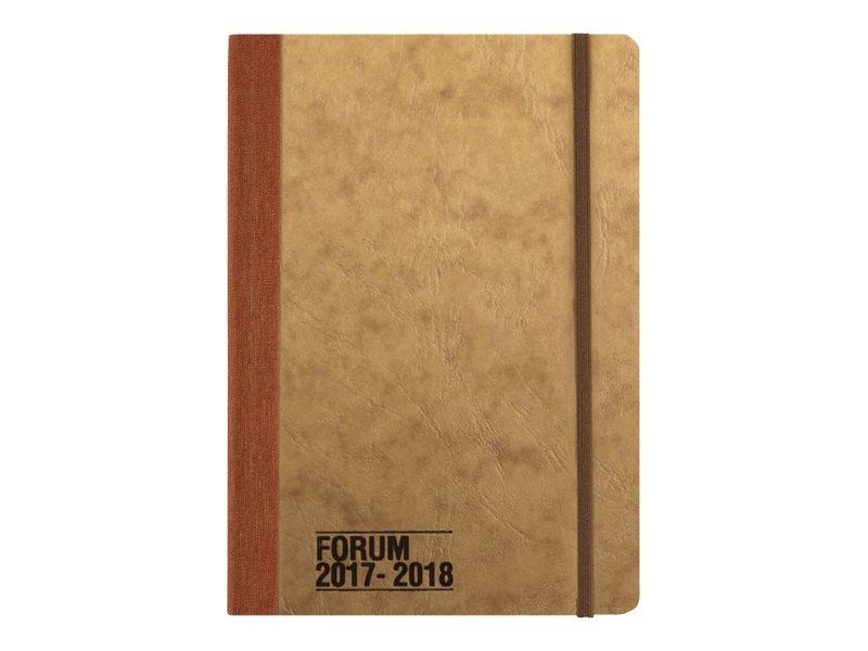 Exacompta Forum Age Bag - Agenda - 2017 - 1 jour par page - 12 x 70 cm - coloris selon disponibilité