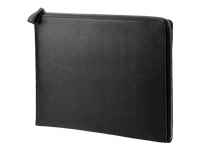HP Elite Leather Sleeve - Notebook sleeve - 13.3