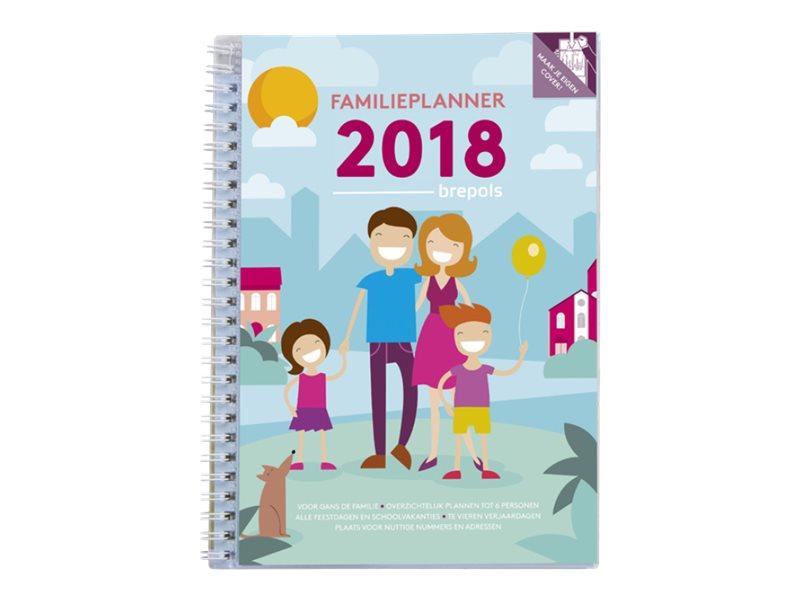 Brepols - planificateur familial