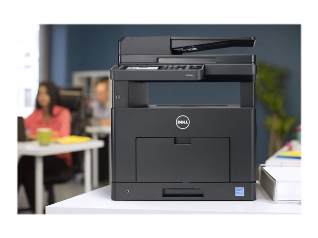 Image of Dell Cloud Multifunction Printer H815dw - multifunction printer ( B/W )