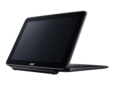 "Acer One 10 S1003-130M - Tablet - with keyboard dock - Atom x5 Z8300 / 1.44 GHz - Win 10 Home 32-bit - 2 GB RAM - 32 GB eMMC - 10.1"" IPS touchscreen 1280 x 800 - HD Graphics - shale black - kbd: US International"