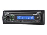 sony car stereo instructions