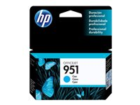 HP 951 Tinta Cyan CN050AL