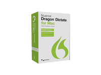 Dragon Dictate for Mac Student/Teacher Edition