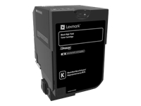 Lexmark Cartouches toner laser 84C0H10