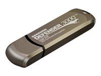 Kanguru Defender 3000 Secure FIPS Hardware Encrypted USB flash drive