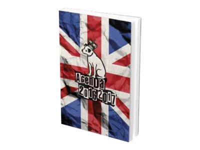 FANTAISIE Union Jack - agenda