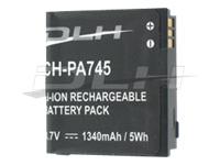 DLH Energy Batteries compatibles CH-PA745