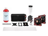 Thermaltake Pacific RL240 D5 Hard Tube Water Cooling Kit Liquid cooling system kit