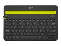 Logitech Multi-Device K480 - Teclado - Bluetooth