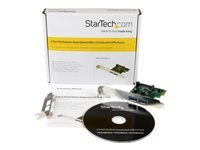 StarTech.com Cartes PEXUSB3S24
