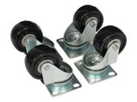 Startech Racks et accessoires  4POSTCASTER