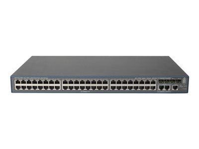 Hewlett Packard - Hp Hp 3100-48 V2 Switch