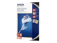 Epson Ultra Glossy Photo Paper - papier photo brillant - 50 feuille(s)