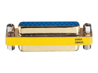 Tripp Lite Compact/Slimline DB25 Coupler Gender Changer