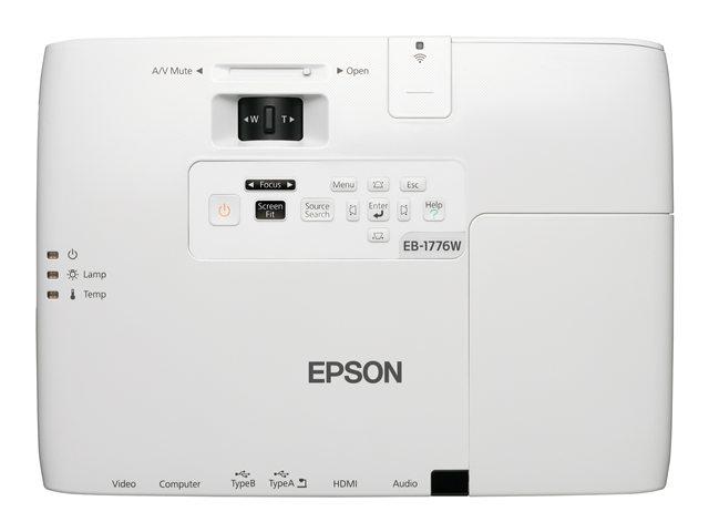 Epson EB 1776W