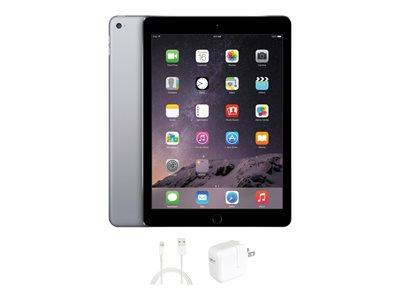 Apple iPad Air 2 - Tablet - 128 GB - black - refurbished