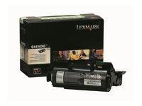 Lexmark Cartouches toner laser 64416XE