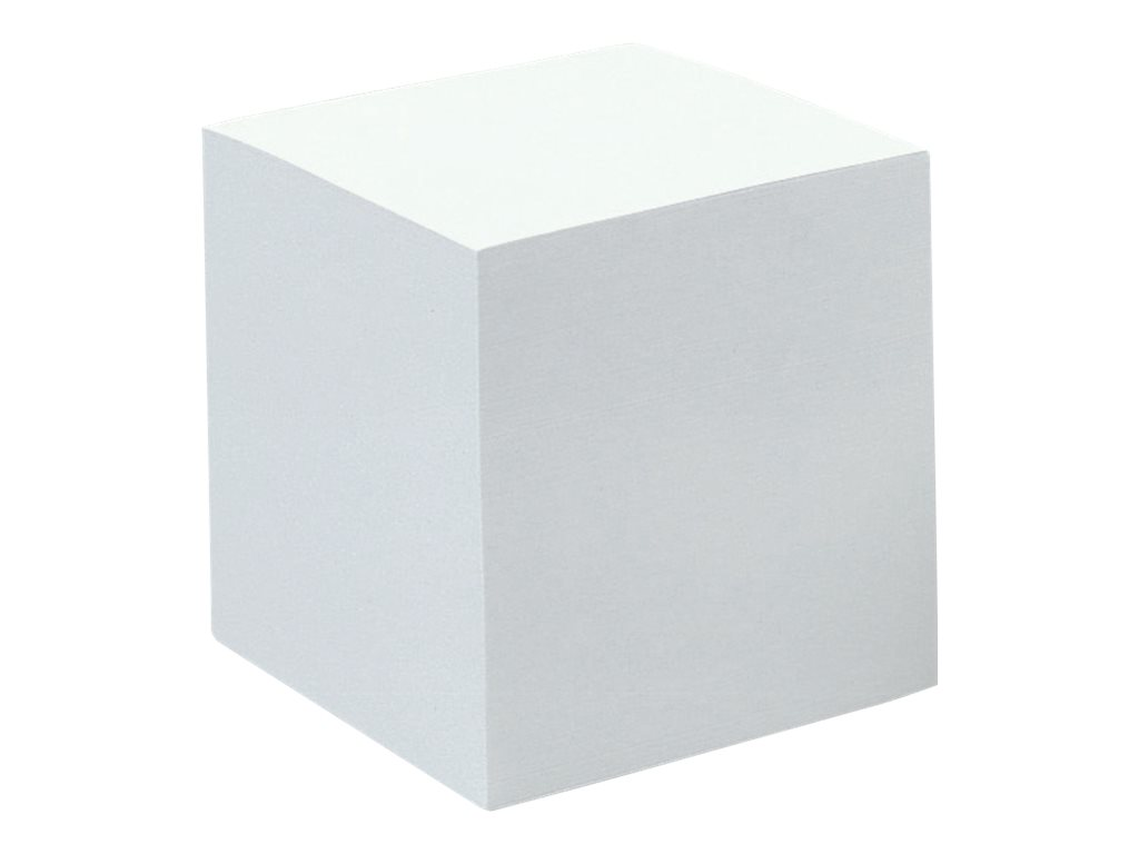 quo vadis bloc notes forme de cube bloc cube. Black Bedroom Furniture Sets. Home Design Ideas