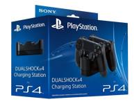 Sony Charging Station Opladningsstander 2 output-stikforbindelser