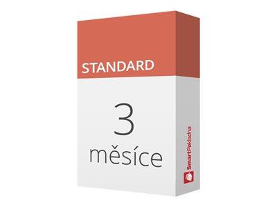 Markeeta Standard - Licence na předplatné (3 měsíce) - předplacený - čeština