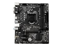 MSI H310M PRO-VDH PLUS - Placa base - micro ATX