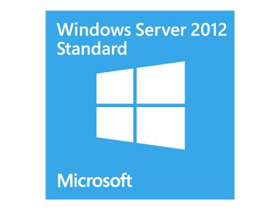 Microsoft Windows Server 2012 Standard - lisens P73-05328