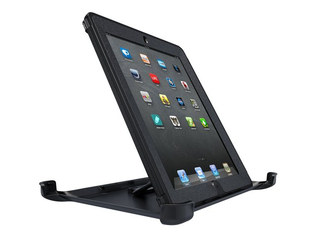 Image of OtterBox Defender Apple iPad 2/3/4 - protective cover for tablet