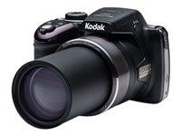 Kodak PIXPRO Astro Zoom AZ501 - Digital camera - compact - 16.15 MP - 720p - 50x optical zoom - blac