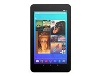 "Ematic EGQ347 - Tablet - Android 5.0 (Lollipop) - 8 GB - 7"" (1024 x 600) - microSD slot - black"