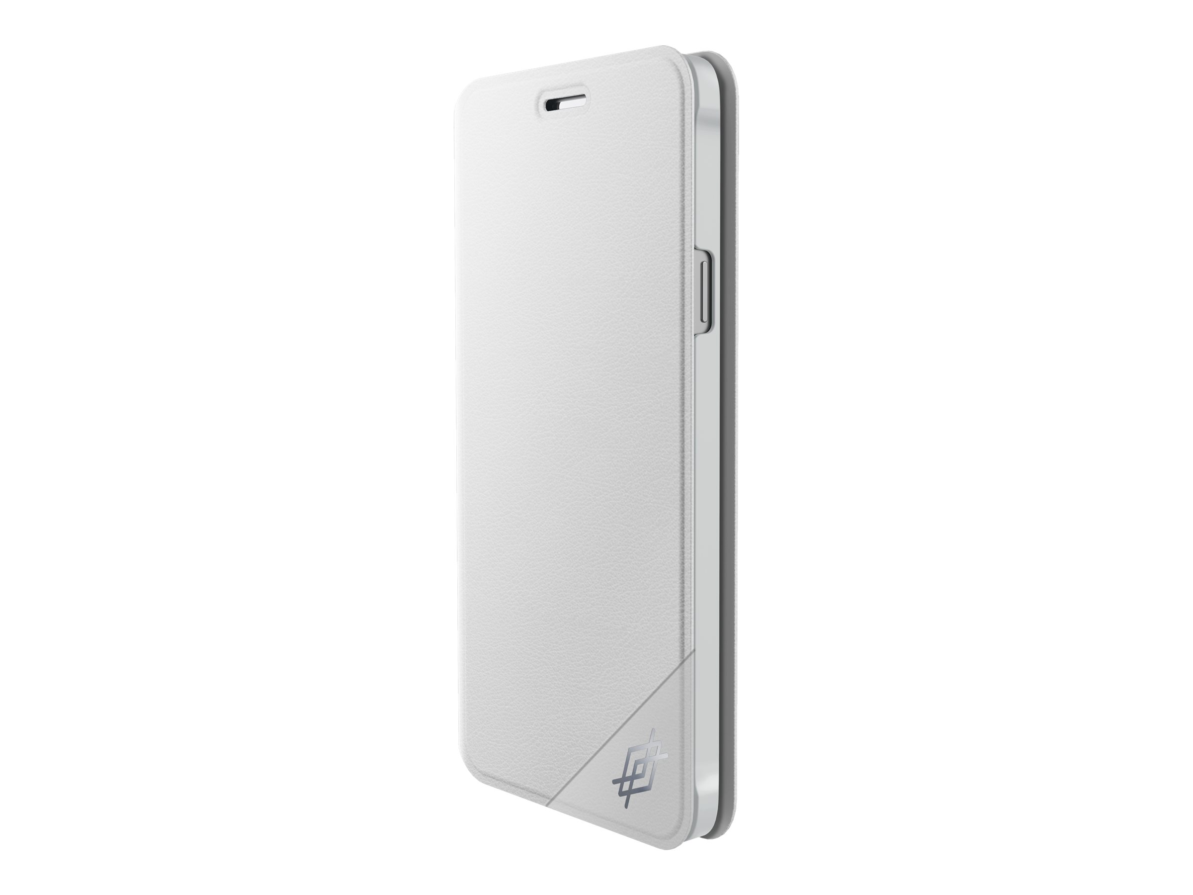 X-Doria Dash Folio One - Protection à rabat pour Samsung Galaxy Note 4 - blanc