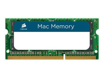 Kit 2SoDimm Corsair 8GB DDR3 1600Mhz Mac