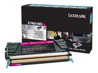 Lexmark Cartouches toner laser X746A1MG