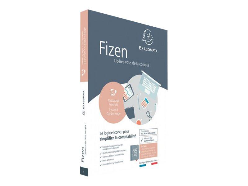Fizen Nettoyage / Propreté / Sécurité / Gardiennage - ensemble de boîtes