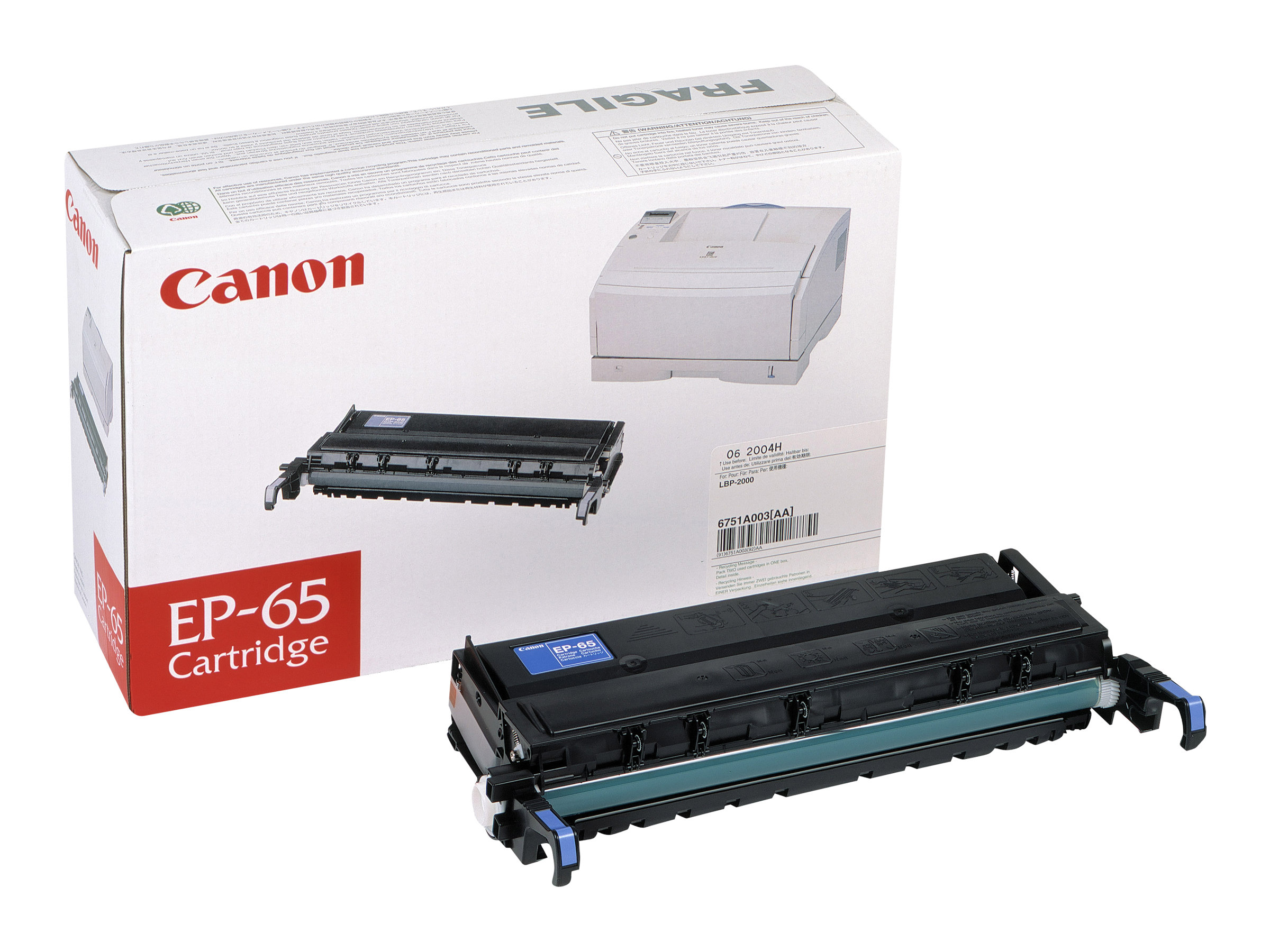Canon EP-65 - noir - originale - cartouche de toner