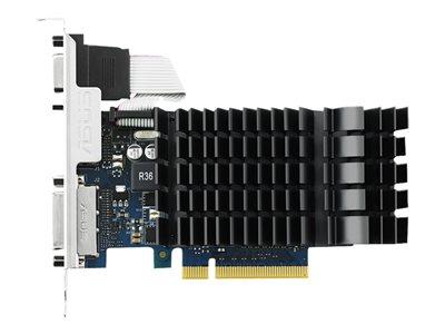 Tarjeta grafica Asus GT730 2GB DDR3