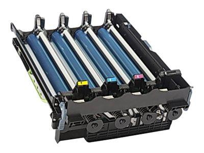 Image of Lexmark 700Z1 - black - original - printer imaging unit - LCCP