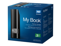 WD, My Book 3TB USB 3.0 2.0