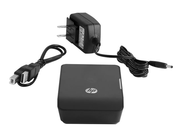 Image of HP 1200w NFC/Wireless Mobile Print Accessory - direct print adapter