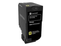 Lexmark Cartouches toner laser 74C0S40
