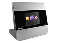 imperial DABMAN i400 Netværksaudioafspiller sølv
