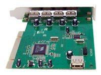 StarTech.com Cartes PCIUSB7