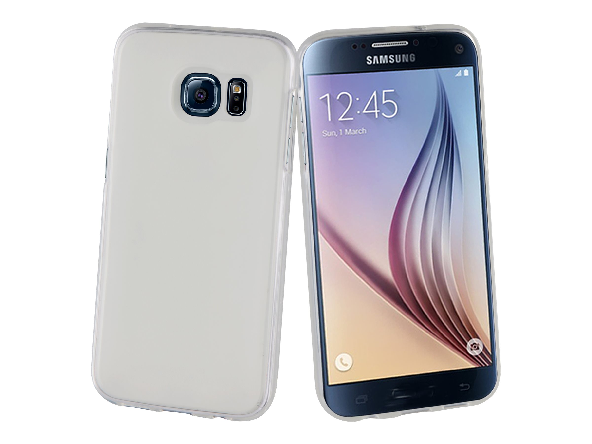 Muvit Crystal Soft - Coque de protection pour Samsung Galaxy S7 -