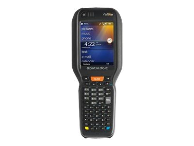 "Datalogic Falcon X3 - Data collection terminal - Win Embedded Handheld 6.5 - 256 MB - 3.5"" color TFT ( 240 x 320 ) - rear camera - barcode reader - ( 2D imager ) - microSD slot - Wi-Fi, Bluetooth"