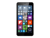 LUMIA 640 DS RM-1077 CV HUCZSKADR WHITE, LUMIA 640 DS WHITE
