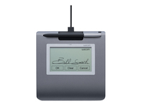 Wacom STU-430 - Signature Set - terminal de signature - USB - noir, gris foncé