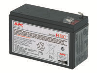 APC Replacement Battery Cartridge #2 UPS-batteri 1 x Blysyre sort