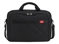"""Case Logic 15.6"""" Laptop and Tablet Case - Notebook carrying case - 15.6"""" - black"""