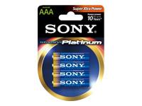 Sony Stamina Platinum AM4PT-B4D